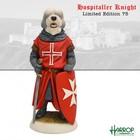 Robert Harrop Hospitaller Knight (Old English Sheepdog)