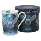 Anne Stokes Awaken Your Magic Mug