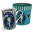 Jasmine Becket-Griffith Perched & Sat & Nothing More Mug