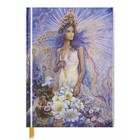 Josephine Wall Sketch Book Virgo (Blank)