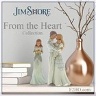Jim Shore's From the Heart collection
