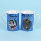 Disney Magical Moments Mugs Gift Set Beauty & The Beast (Set/2)