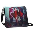 Anne Stokes Dragon Mistress Embossed Shoulder Bag