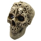 Studio Collection Final Flourish  Skull (Large)