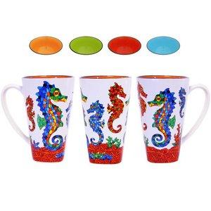 Barcino Design Mug XL (Sea Horse Ran)