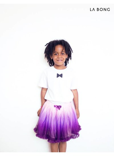 KID BOWTIE WHITE