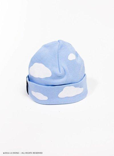 SKY BABY HAT