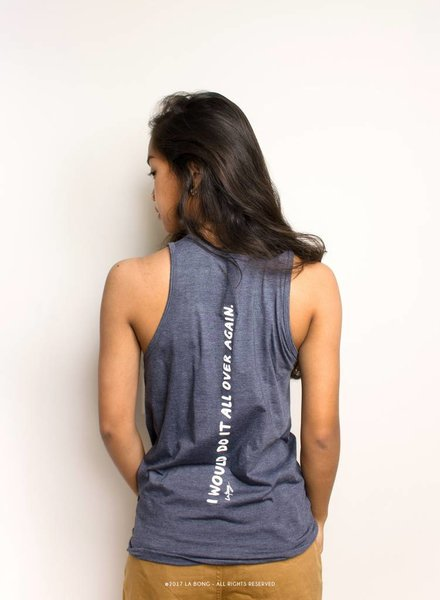 NO REGRETS MEN'S TANK