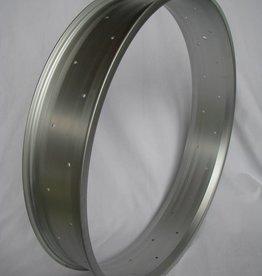 "alloy rim RM100, 26"", silver (matt) anodized"