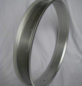 "alloy rim RM80, 26"", silver (matt) anodized"
