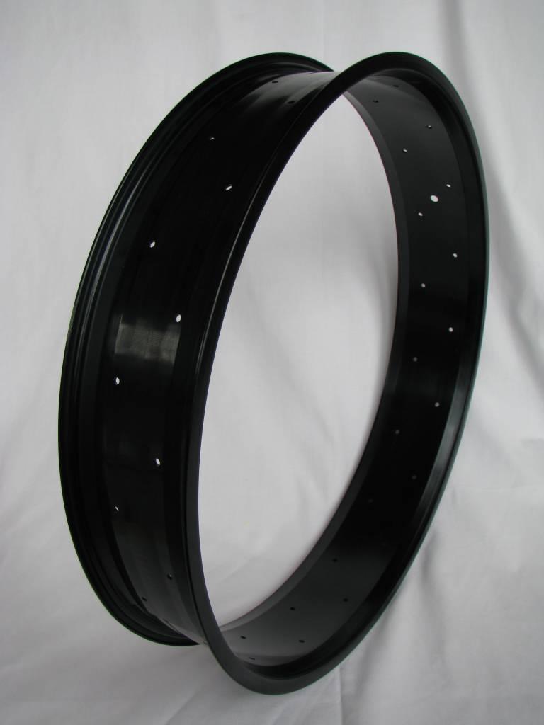 "alloy rim RM100, 26"", black anodized"