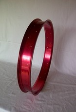 "alloy rim RM80, 26"", red anodized"