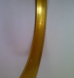 """alloy rim RM65, 26"""", golden anodized"""