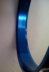 """Alufelge RM80, 24"""", blau eloxiert"""