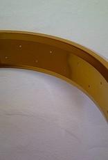 """alloy rim RM100, 24"""", golden anodized"""