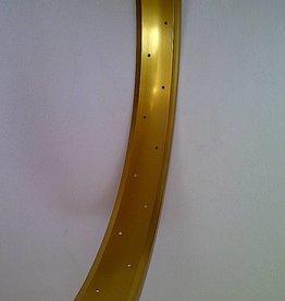 """alloy rim RM65, 24"""", golden anodized"""