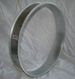 "alloy rim DW80, 26"", silver (matt) anodized"