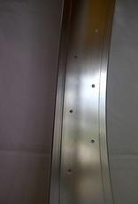 "alloy rim DW80, 26"", silver (bright) anodized -"