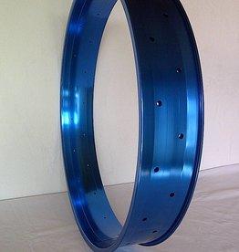 """alloy rim DW100, 26"""", blue anodized"""