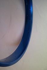 """alloy rim DW65, 26"""", blue anodized"""