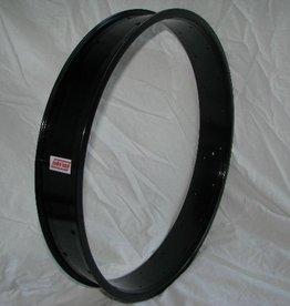 "alloy rim DW80, 24"", black anodized"