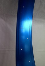 """Alufelge DW80, 24"""", blau eloxiert"""