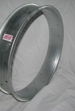 """2nd choice alloy rim DW80, 20"""", silver (matt) anodized, with faults"""