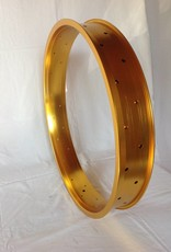 "alloy rim DW80, 26"", golden anodized"