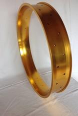 """alloy rim DW100, 26"""", golden anodized"""