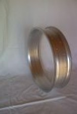 "alloy rim RM100, 20"", silver (matt) anodized, with faults, 36 holes"