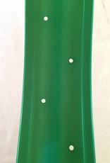 "Alufelge DW80, 26"", grün eloxiert"