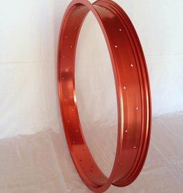 "alloy rim RM65, 24"", copper anodized"