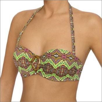 Bikiniset Oasis Green Bandeau