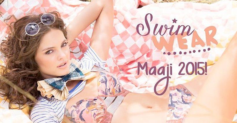 Spring 2015 Collectie Maaji!
