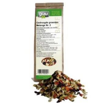 Grau gmbh Gedroogde groenten mix nr 2.
