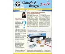 Umwelt & Energie Info 9 Version 1 Gebäudeenergieberater