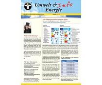 Umwelt & Energie Info 10 ErP-Richtlinie, Heizung-Check, Wartung Rauchwarnmelder