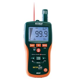 EXTECH Extech MO297 Humidimètre avec thermomètre infrarouge