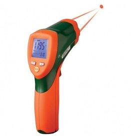 EXTECH Thermomètre infrarouge 42512 Extech à double visée laser