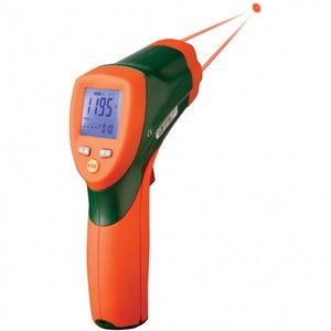 EXTECH 42512: Dual Laser InfraRed Thermometer