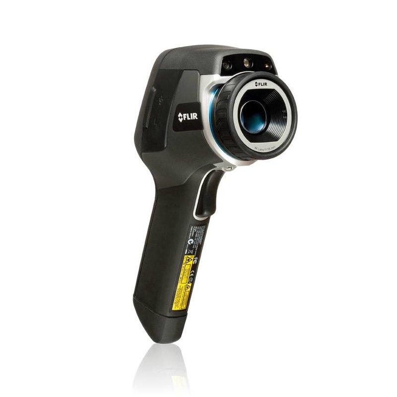 FLIR E50bx pour la thermographie des batîments et CVC (240 x 160 pixels)