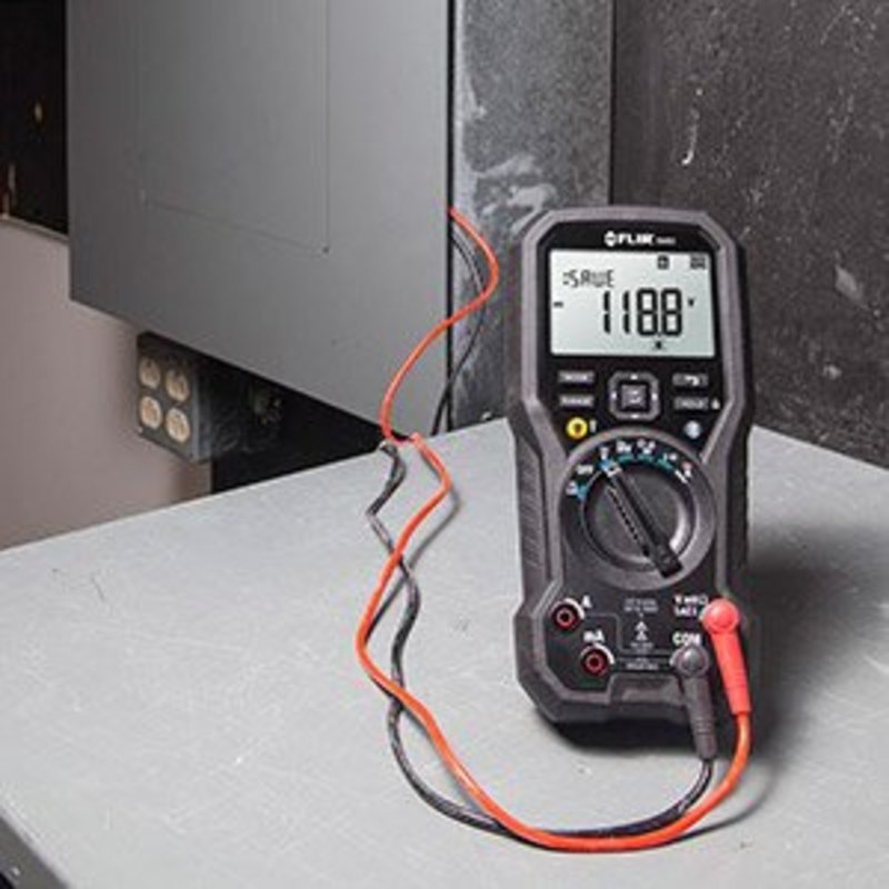FLIR DM93 True-RMS industriële multimeter