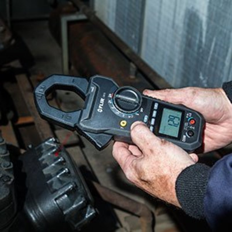 FLIR CM78 1000A Stroomtang en IR temperatuurmeter