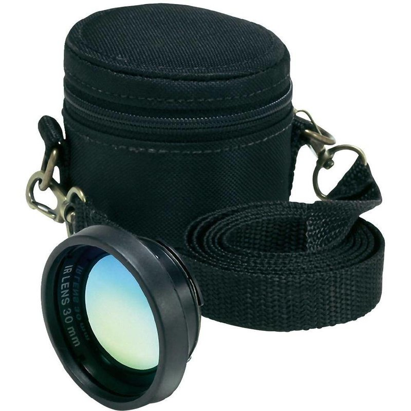 FLIR Exx-series IR lens f = 30 mm, 15 ° incl. case