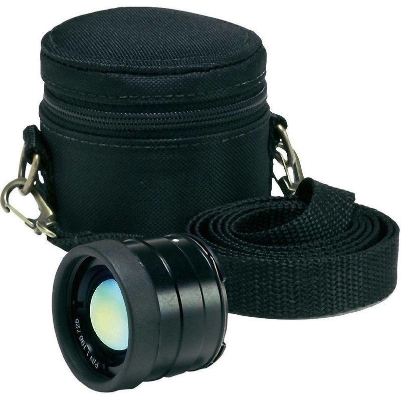 FLIR Exx-series IR lens f = 10 mm, 45 ° incl. case
