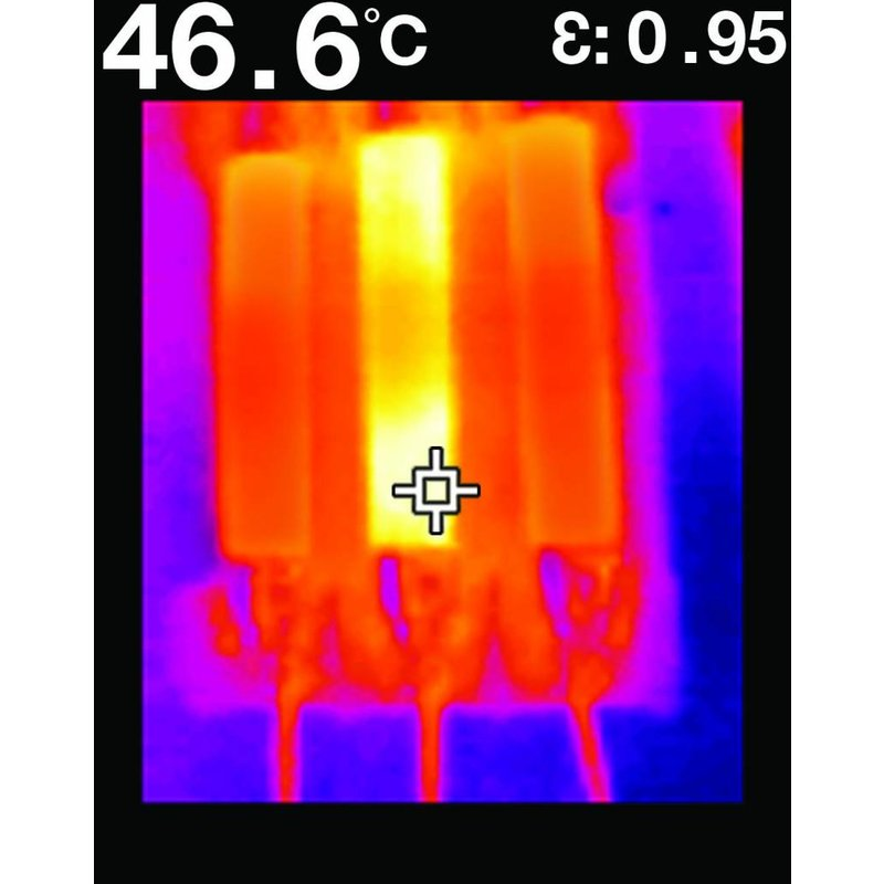 FLIR Das FLIR TG165 Wärmebild IR-Pyrometer