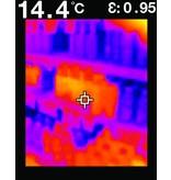 FLIR TG165 Imaging IR Thermometer