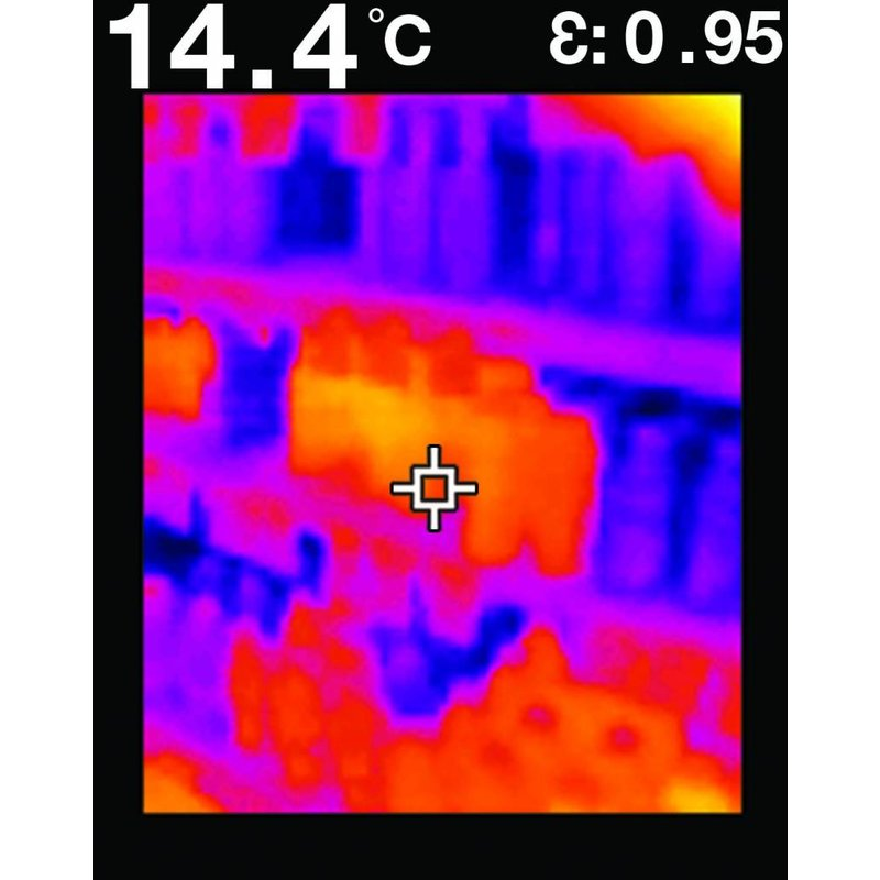 FLIR TG165 Imaging IR Thermometer