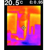 FLIR TG165, un thermomètre à image thermique