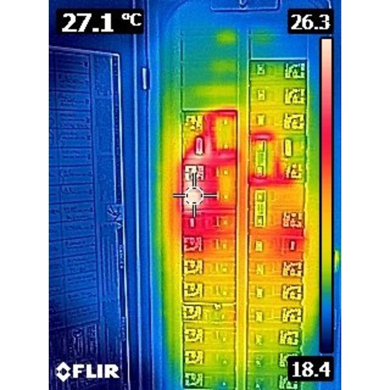 FLIR C2 Taschenformat Wärmebildcamera
